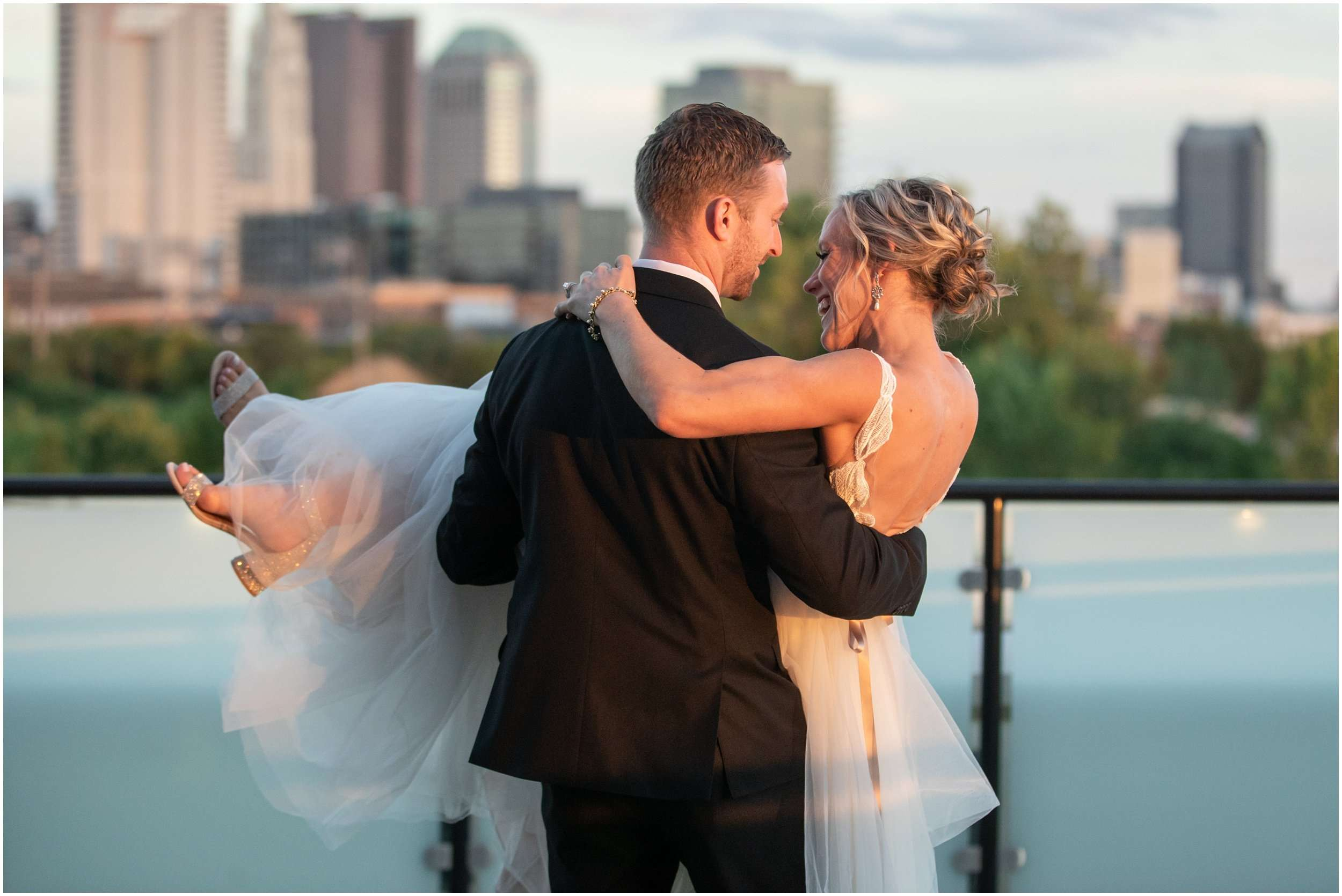Late Summer Wedding at The Fives Columbus 186