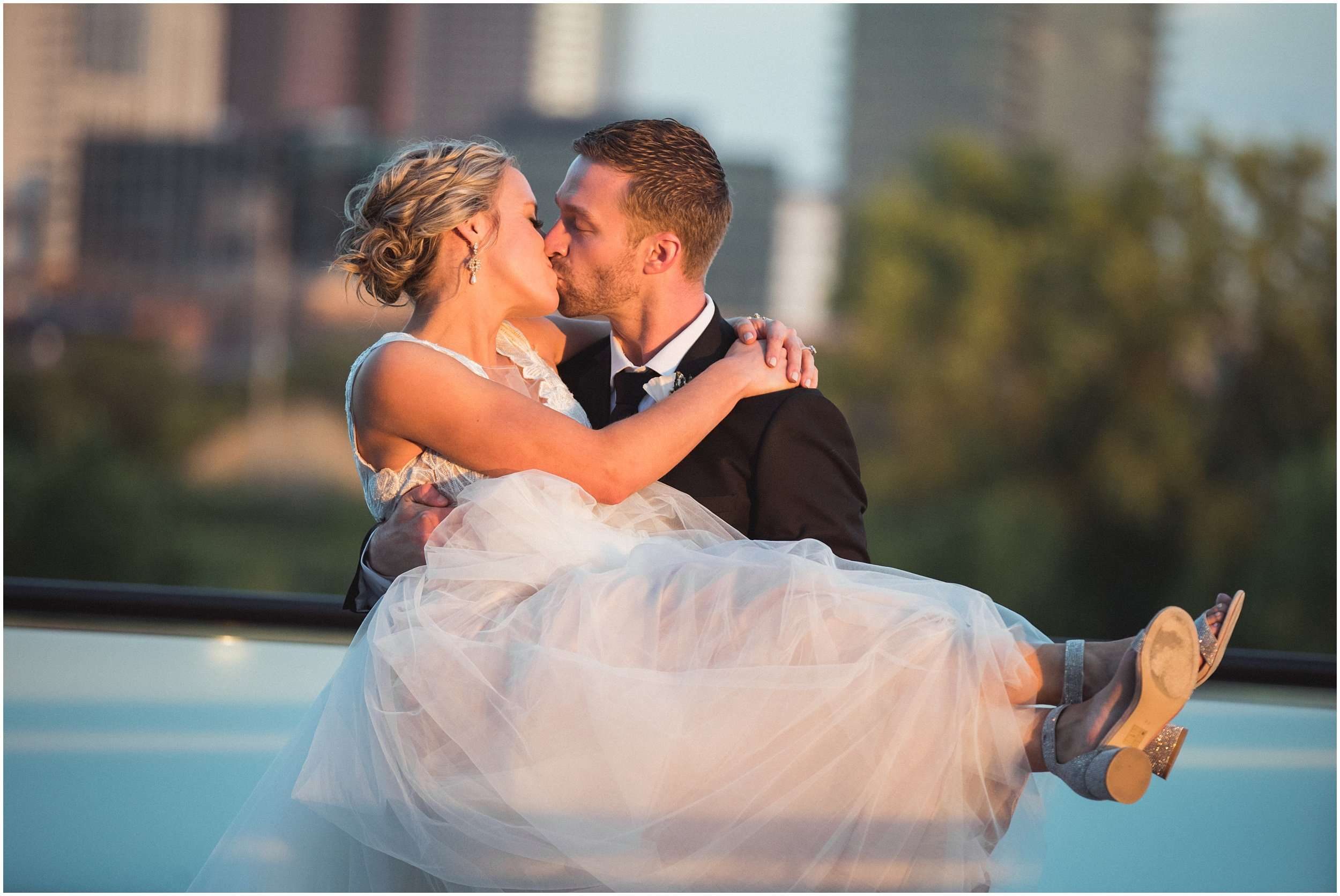 Late Summer Wedding at The Fives Columbus 188