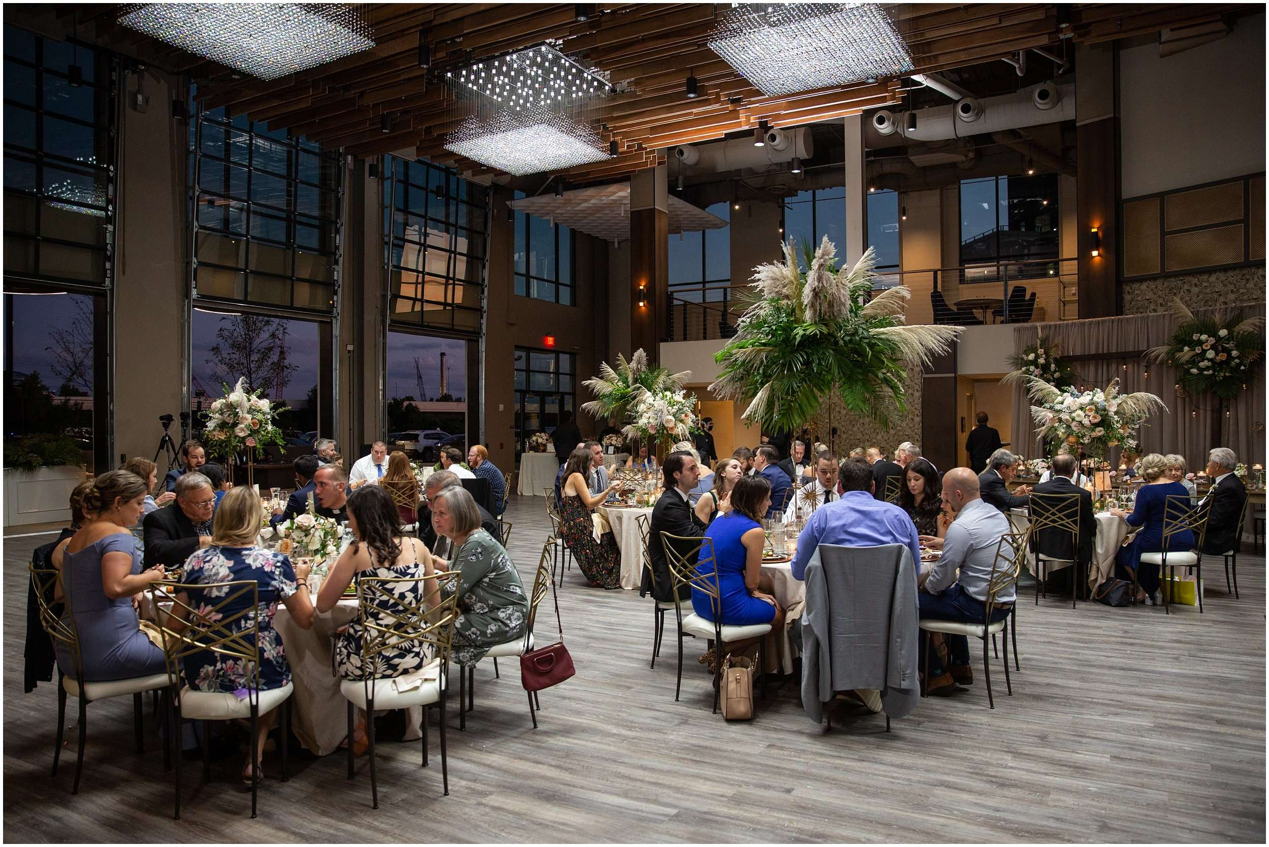 Late Summer Wedding at The Fives Columbus 224