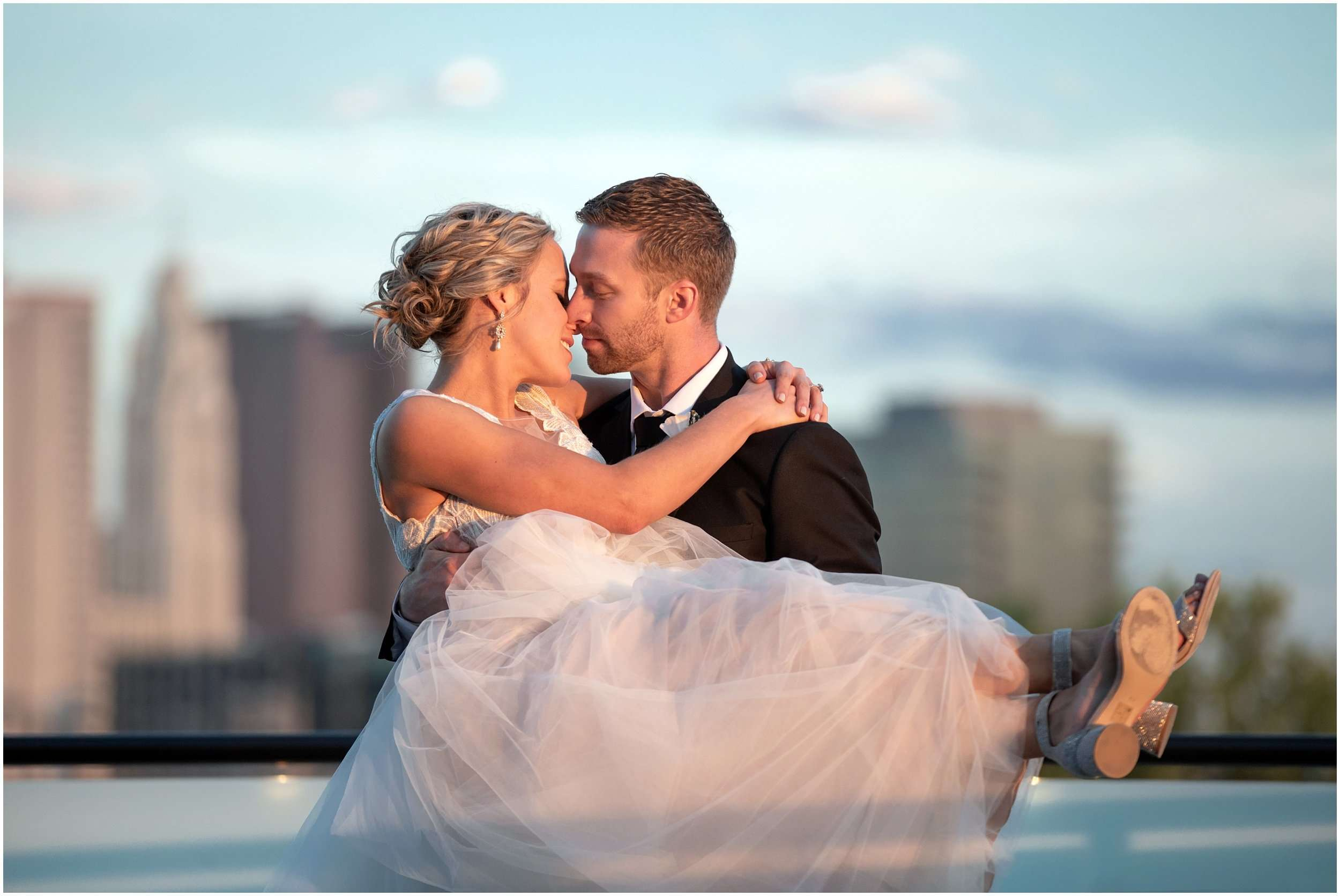 Late Summer Wedding at The Fives Columbus 230