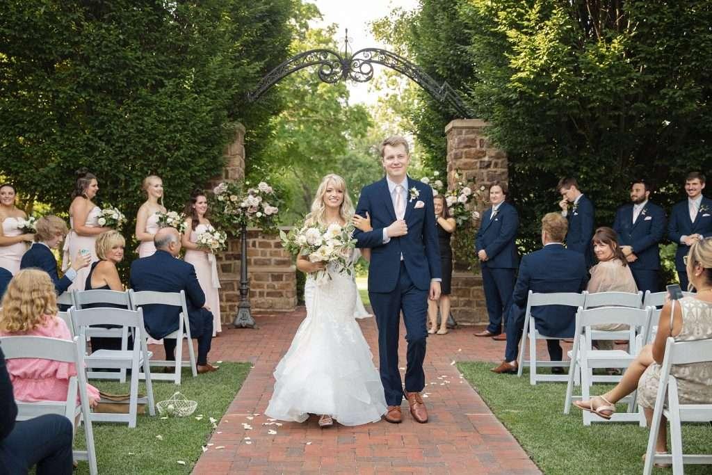 Summer Wedding at Pinnacle Golf Club | Morgan and Derek 2