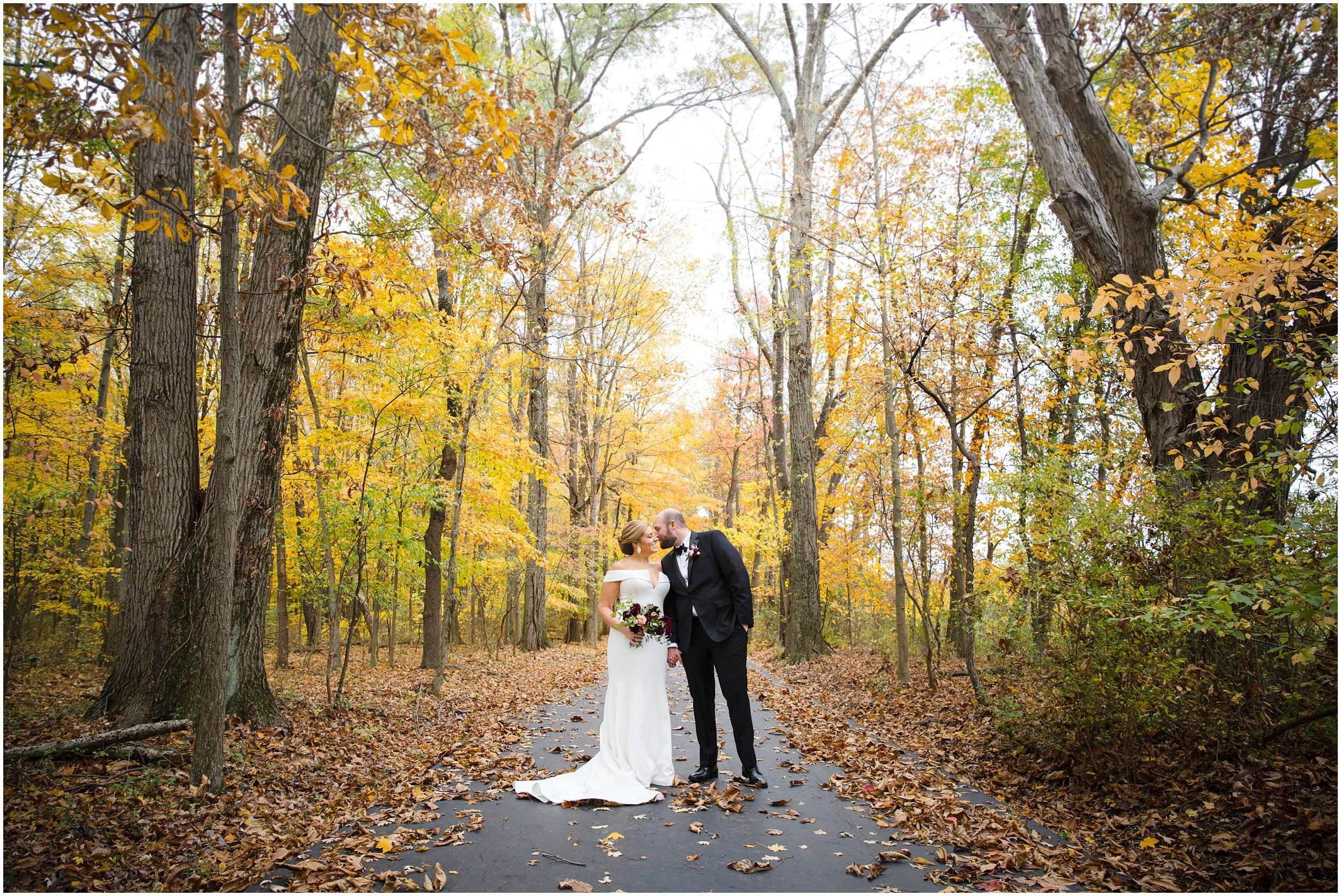 Fall Wedding at the Jefferson Golf and Country Club | Ohio Wedding Photography 72