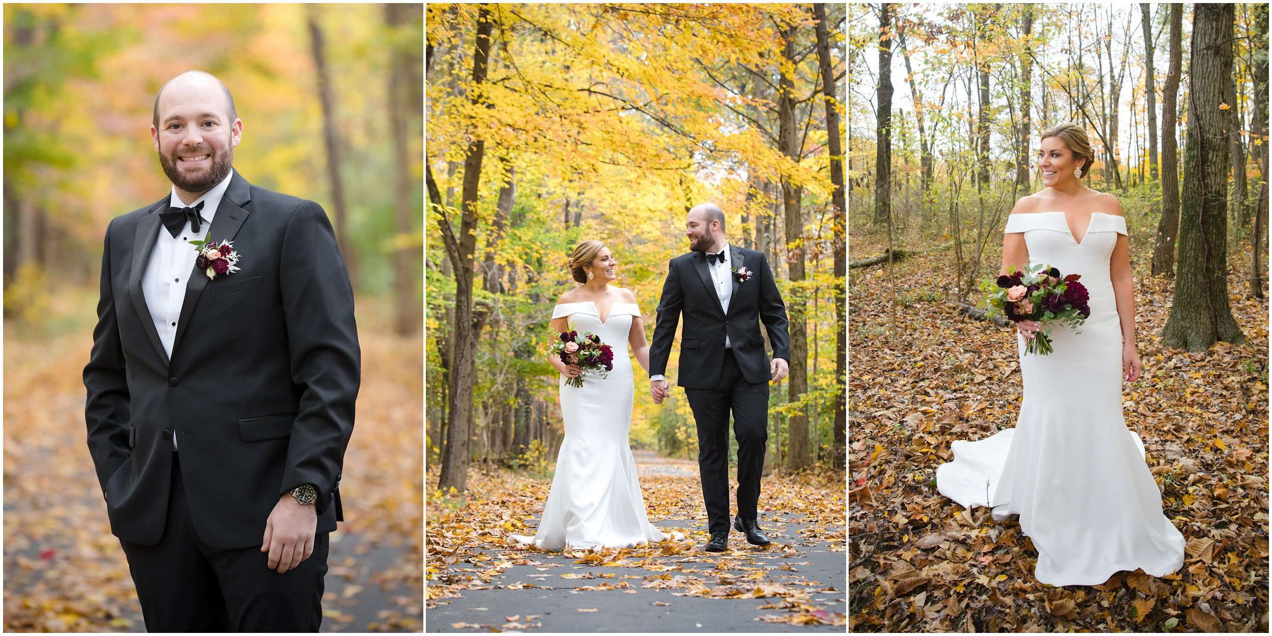 Fall Wedding at the Jefferson Golf and Country Club | Ohio Wedding Photography 74