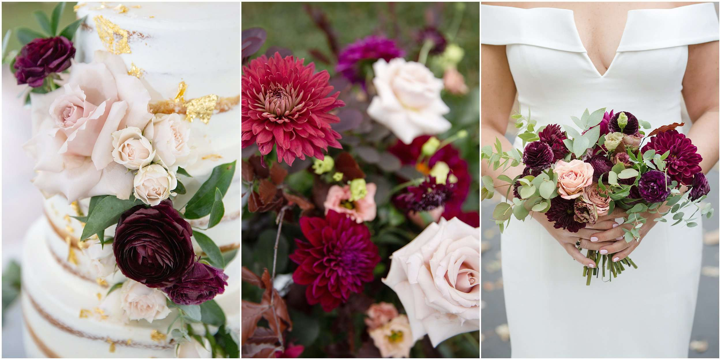 Fall Wedding at the Jefferson Golf and Country Club | Ohio Wedding Photography 4