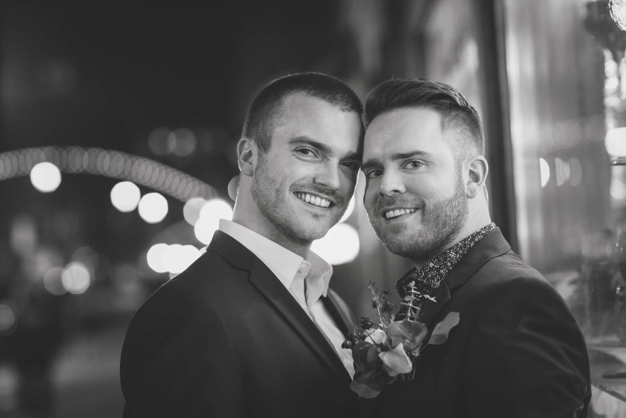 Modern Love in the Short North Columbus Ohio | Marc + Joe 46