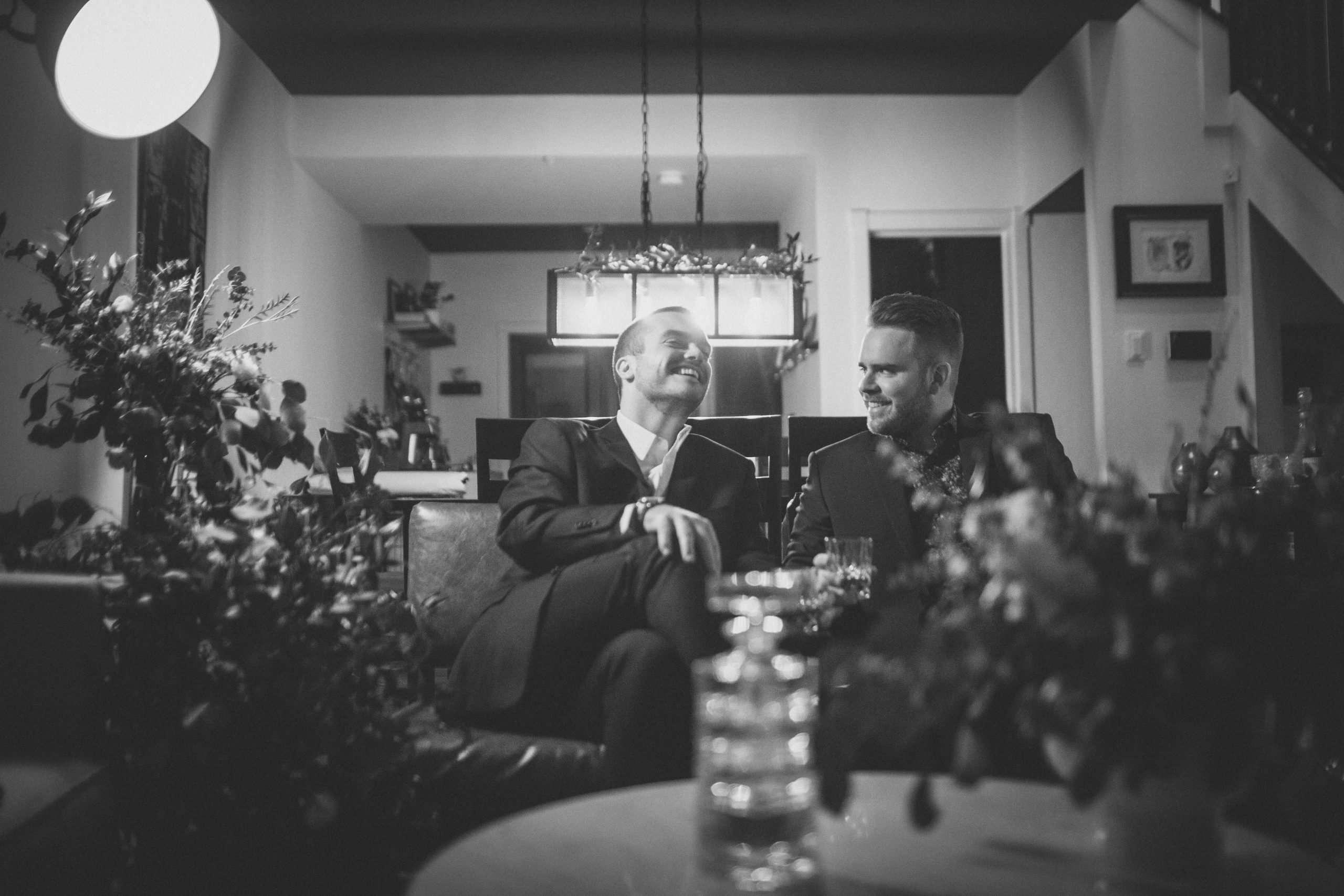 Modern Love in the Short North Columbus Ohio | Marc + Joe 54