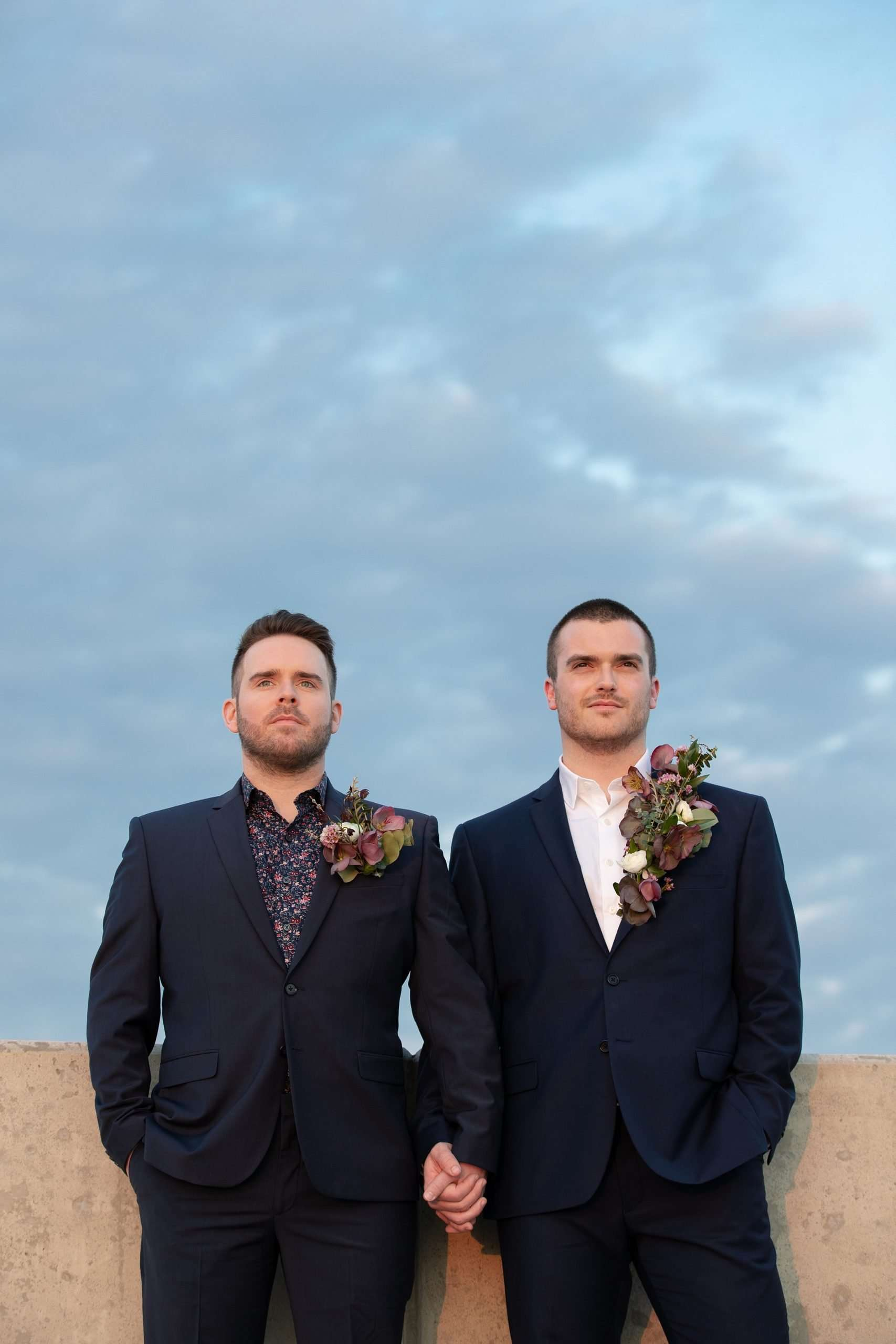 Modern Love in the Short North Columbus Ohio | Marc + Joe 4