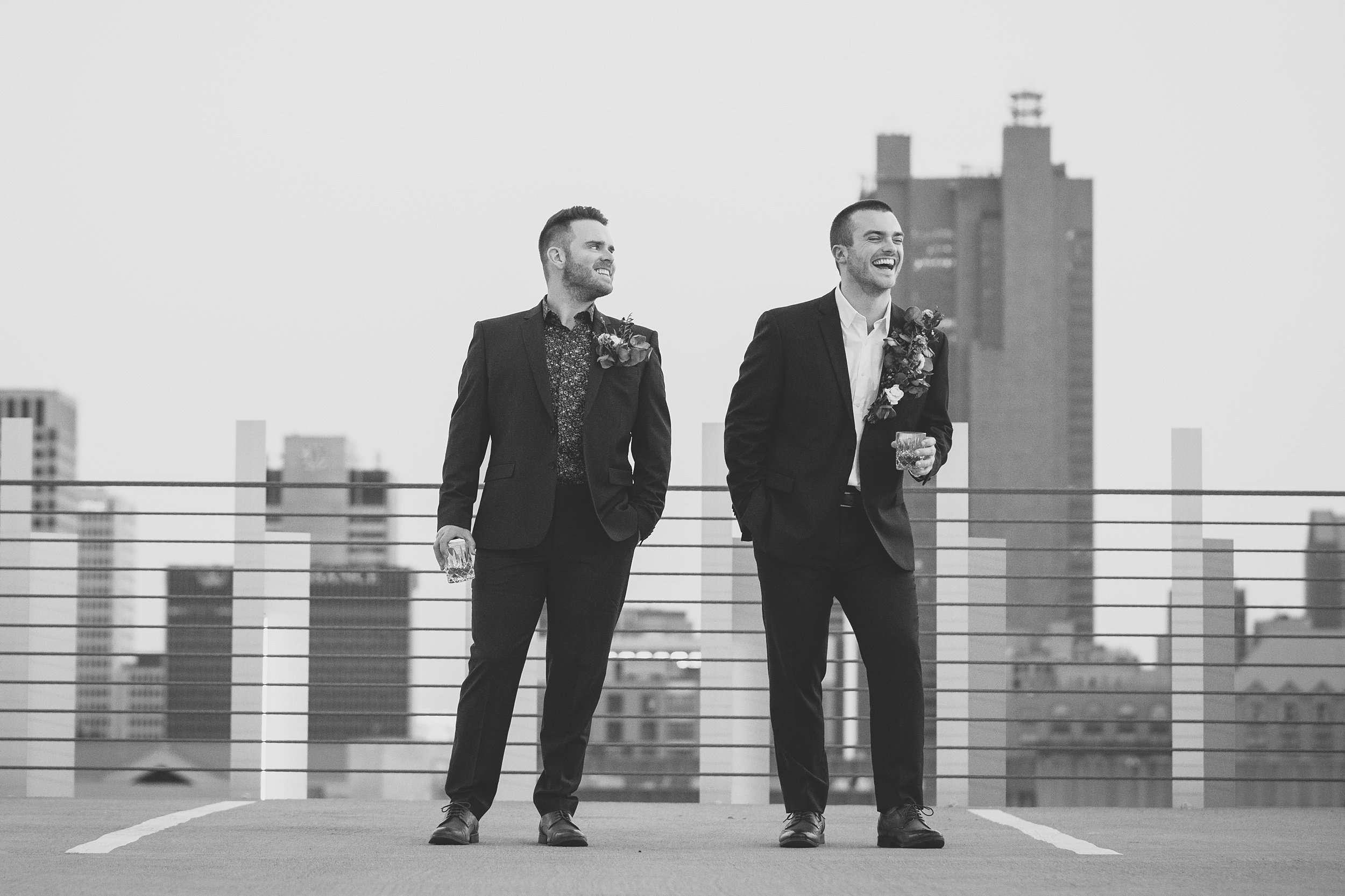 Modern Love in the Short North Columbus Ohio | Marc + Joe 28