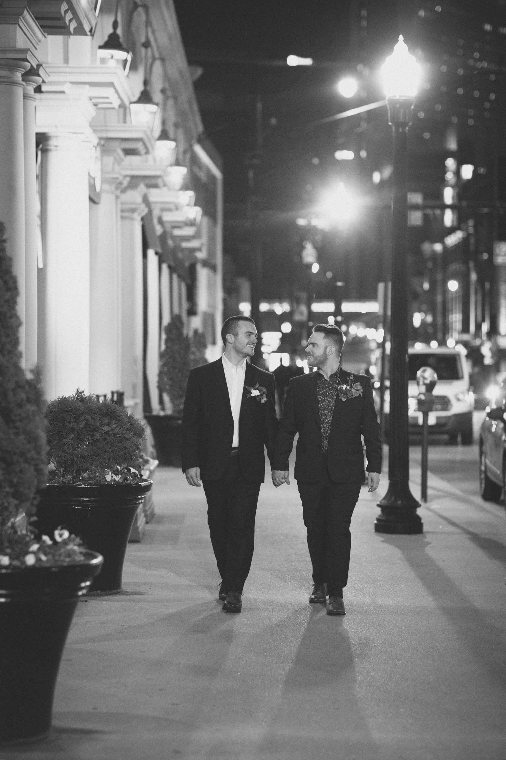 Modern Love in the Short North Columbus Ohio | Marc + Joe 42