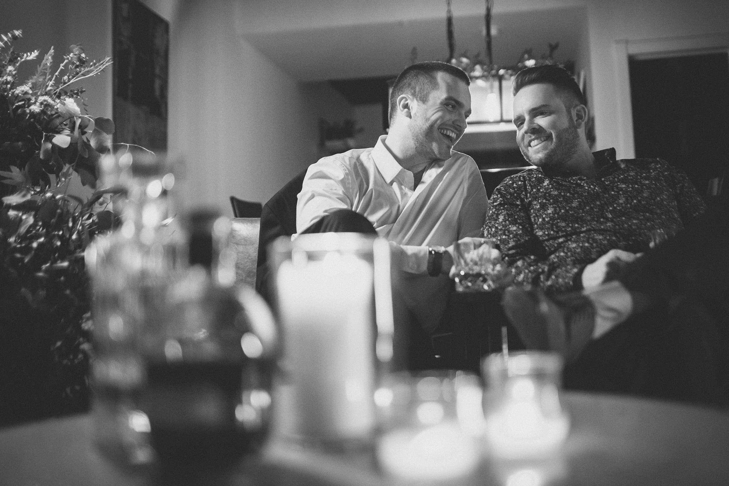 Modern Love in the Short North Columbus Ohio | Marc + Joe 56