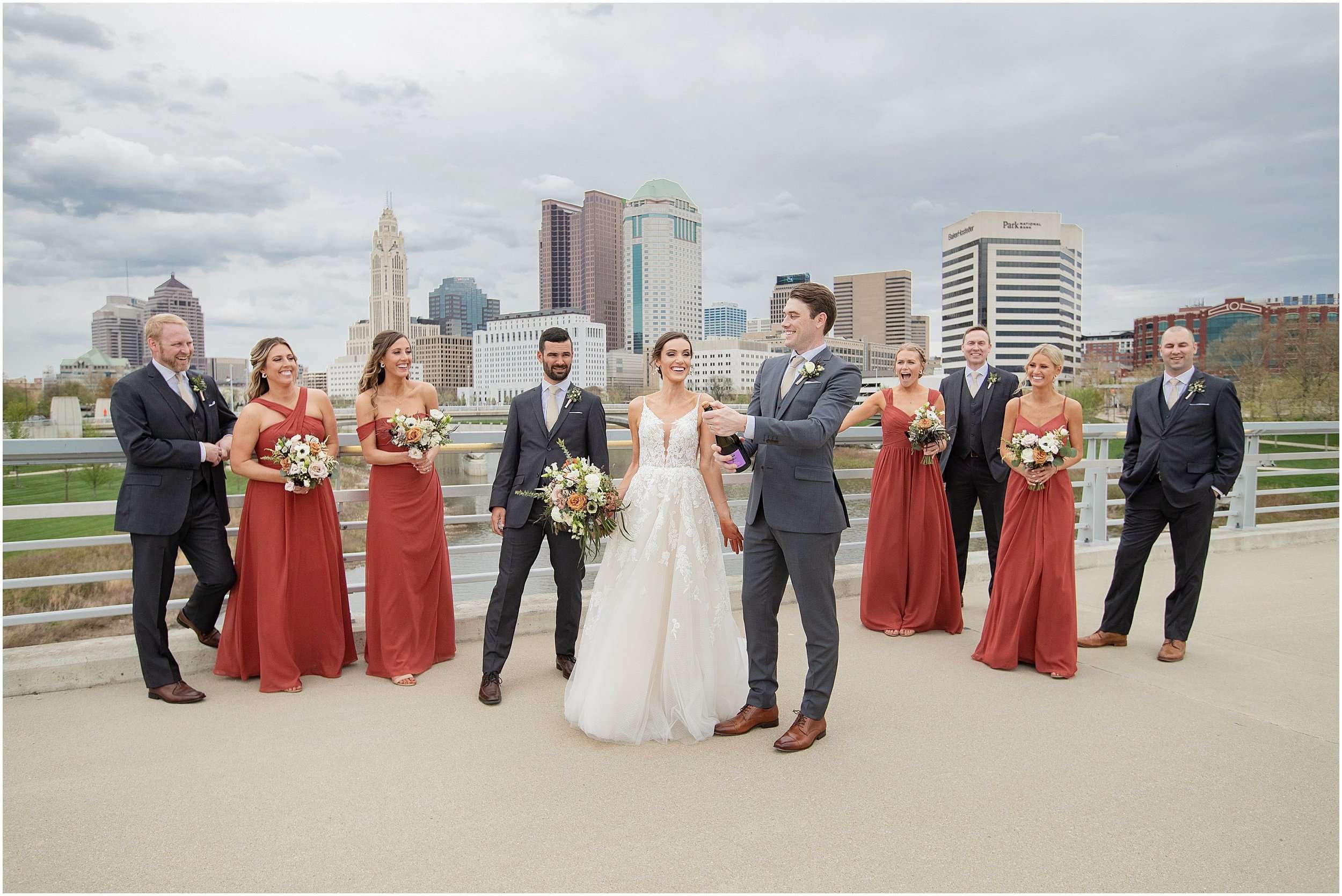 Columbus, Ohio Wedding Photography | Strongwater Events 148