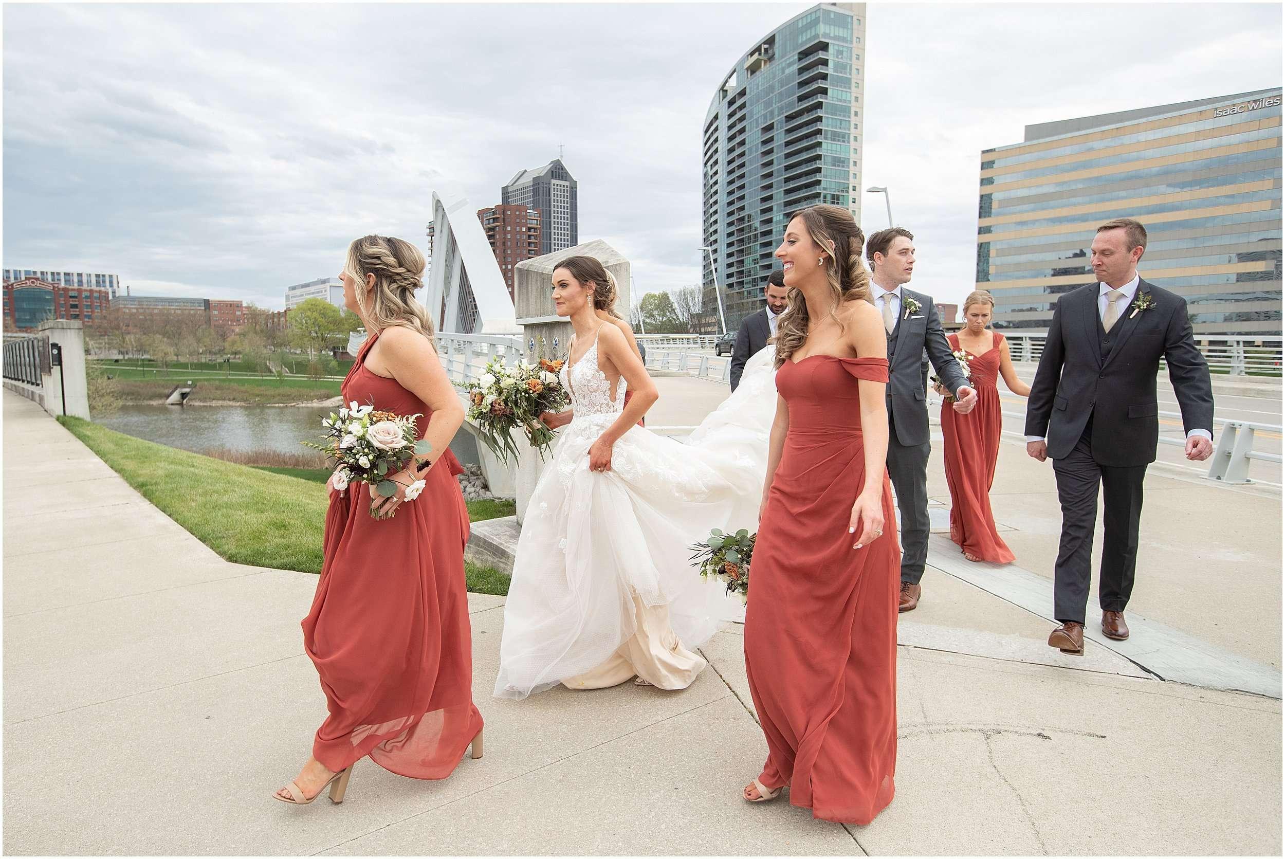 Columbus, Ohio Wedding Photography | Strongwater Events 156
